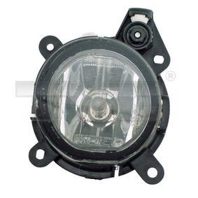 Achetez et remplacez Projecteur antibrouillard 19-5700-01-2
