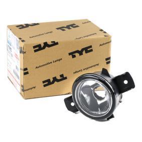 Projecteur antibrouillard 19-5719001 à un rapport qualité-prix TYC exceptionnel