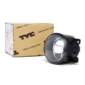 Projecteur antibrouillard 19-5785-11-2 à un rapport qualité-prix TYC exceptionnel