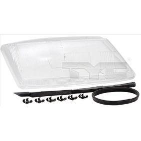 compre TYC Vidro difusor, farol principal 20-0439-LA-1 a qualquer hora