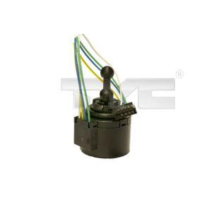 TYC Elemento de regulación, regulación del alcance de faros 20-0655-MA-1 24 horas al día comprar online