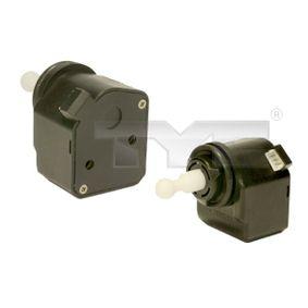 TYC Element nastawczy, regulacja położenia reflektorów 20-11813-MA-1 kupować online całodobowo