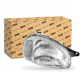 kupte si TYC Hlavní světlomet 20-3203-95-2 kdykoliv