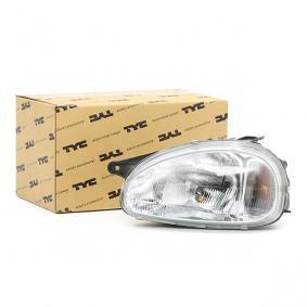 kjøpe TYC Hovedlyskaster 20-3204-85-2 når som helst