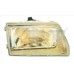 kupte si TYC Hlavní světlomet 20-5347-05-2 kdykoliv