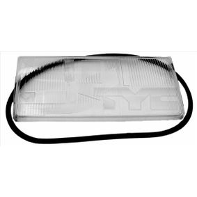 TYC оптично стъкло, главен фар 20-5404-LA-1 купете онлайн денонощно