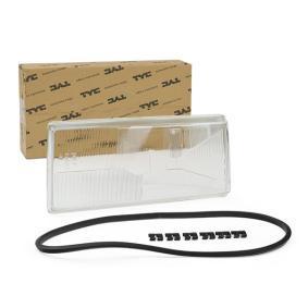 kupte si TYC Rozptylové sklo reflektoru, hlavní světlomet 20-5404-LA-1 kdykoliv