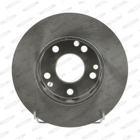 Disque de frein DDF053 FERODO Paiement sécurisé — seulement des pièces neuves
