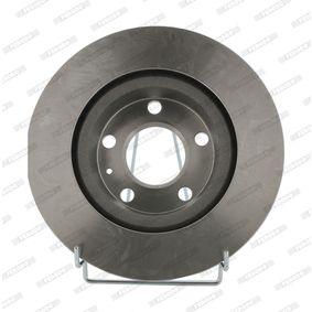 Bremsscheibe von FERODO - Artikelnummer: DDF1708