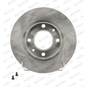 Disque de frein DDF244 FERODO Paiement sécurisé — seulement des pièces neuves