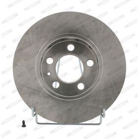 Bremsscheibe von FERODO - Artikelnummer: DDF927