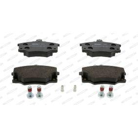 Schema Elettrico Lancia Y Pdf : Brake pad set disc brake ferodo incl. wear warning contact axle
