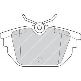 Brake Pad Set, disc brake FQT1113 for ALFA ROMEO cheap prices - Shop Now!