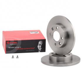 buy and replace Brake Disc BREMBO 08.2958.14