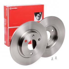 Brake Disc 08.4929.14 BREMBO Secure payment — only new parts