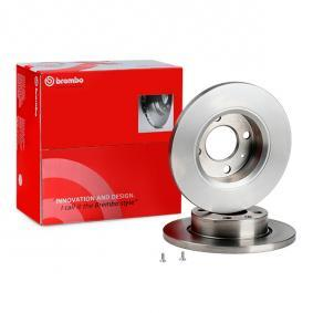 buy and replace Brake Disc BREMBO 08.5243.24