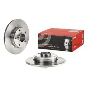 08.9597.17 Brake Disc BREMBO original quality