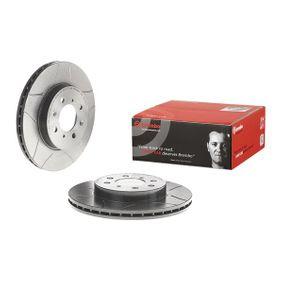 09550975 спирачен диск BREMBO MAX LINE BREMBO - Голям избор — голямо намалание