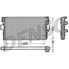 Radiateur, refroidissement du moteur DRM12004 DENSO Paiement sécurisé — seulement des pièces neuves