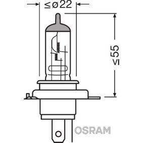 OSRAM Lámpara, faro principal 64185 24 horas al día comprar online
