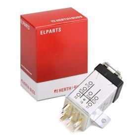 Pērc HERTH+BUSS ELPARTS Pārsprieguma aizsardzības relejs, Bremžu pretbloķ. sist. 75897162 jebkurā laikā