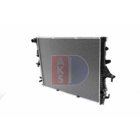 Radiatore, Raffreddamento motore AKS DASIS 040003N comprare e sostituisci