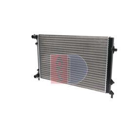 Radiatore, Raffreddamento motore AKS DASIS 040022N comprare e sostituisci
