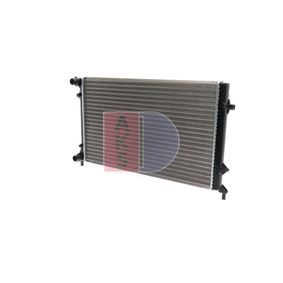 Radiatore, Raffreddamento motore AKS DASIS 040023N comprare e sostituisci