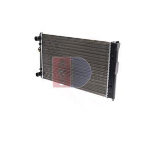 Radiatore, Raffreddamento motore AKS DASIS 040330N comprare e sostituisci