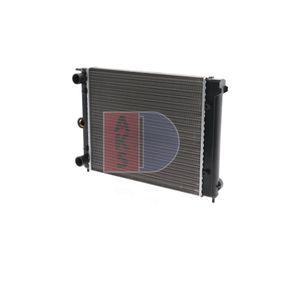 Radiatore, Raffreddamento motore AKS DASIS 040430N comprare e sostituisci
