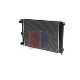 acheter AKS DASIS Radiateur, refroidissement du moteur 040440N à tout moment