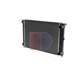acheter AKS DASIS Radiateur, refroidissement du moteur 040450N à tout moment