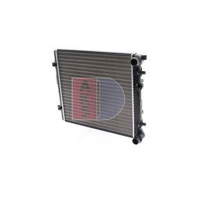 Radiatore, Raffreddamento motore AKS DASIS 040810N comprare e sostituisci