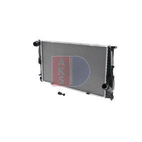 Radiatore, Raffreddamento motore 050044N con un ottimo rapporto AKS DASIS qualità/prezzo
