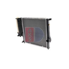 Radiateur, refroidissement du moteur 050310N à un rapport qualité-prix AKS DASIS exceptionnel