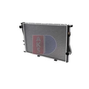 Radiatore, Raffreddamento motore 051110N con un ottimo rapporto AKS DASIS qualità/prezzo