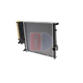 Radiateur, refroidissement du moteur 051990N à un rapport qualité-prix AKS DASIS exceptionnel