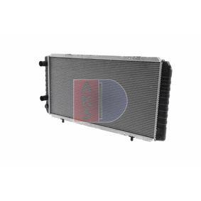 Radiatore, Raffreddamento motore 060054N con un ottimo rapporto AKS DASIS qualità/prezzo