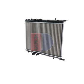 Radiateur, refroidissement du moteur 060057N à un rapport qualité-prix AKS DASIS exceptionnel