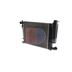 Radiatore, Raffreddamento motore AKS DASIS 060250N comprare e sostituisci