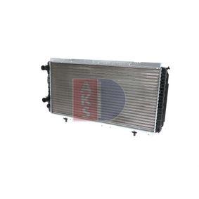 Radiatore, Raffreddamento motore 060610N con un ottimo rapporto AKS DASIS qualità/prezzo