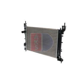 Radiatore, Raffreddamento motore 080044N con un ottimo rapporto AKS DASIS qualità/prezzo