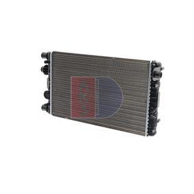 AKS DASIS Radiatore, Raffreddamento motore 081520N acquista online 24/7