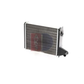 Radiatore, Raffreddamento motore AKS DASIS 089007N comprare e sostituisci