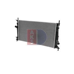Radiatore, Raffreddamento motore 090011N con un ottimo rapporto AKS DASIS qualità/prezzo