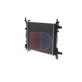 Radiatore, Raffreddamento motore AKS DASIS 091280N comprare e sostituisci