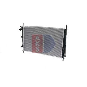 Radiatore, Raffreddamento motore 091610N con un ottimo rapporto AKS DASIS qualità/prezzo