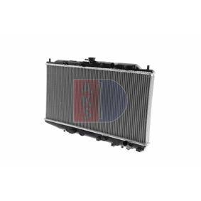 Radiatore, Raffreddamento motore AKS DASIS 100320N comprare e sostituisci
