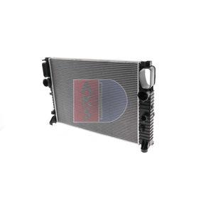 Radiateur, refroidissement du moteur 120036N à un rapport qualité-prix AKS DASIS exceptionnel