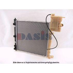 Radiatore, Raffreddamento motore AKS DASIS 132110N comprare e sostituisci